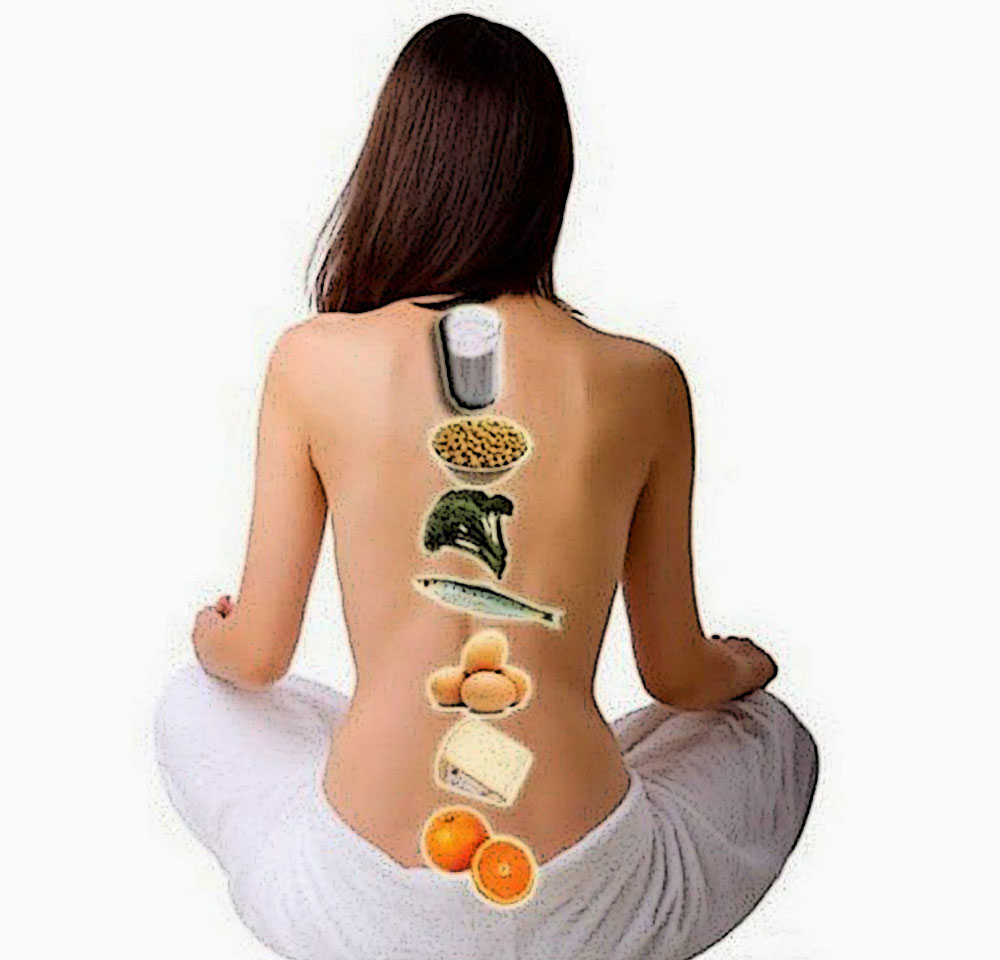Back Pain and Nutrition – Is there a link?