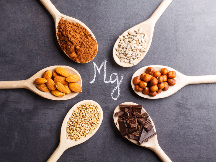 Magnesium powers your cells!