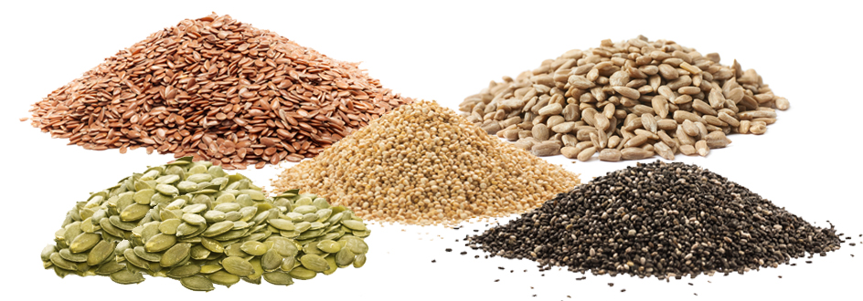 Add Bite to your Salads – Super Seeds