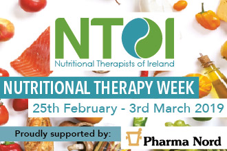 Annual Nutritional Therapy Week 2019