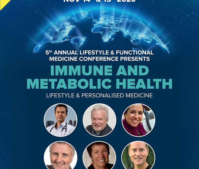 The 5th Annual Lifestyle and Functional Medicine Conference
